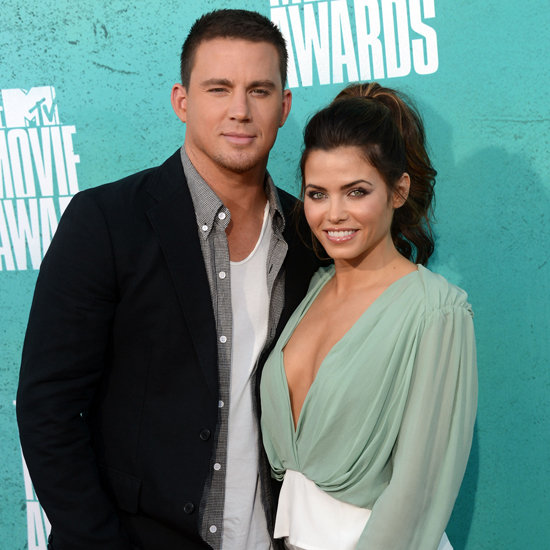 Channing Tatum Wife Jenna Dewan Photos 2012 | Hollywood Stars