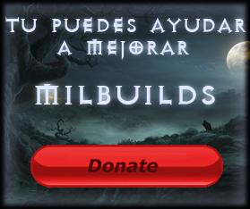 Échale una mano a MilBuilds