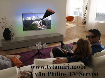 Eyüp Philips TV Servisi