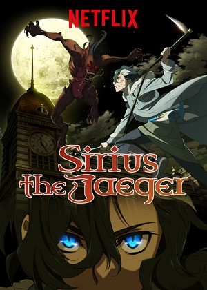 Sirius the Jaeger Desenhos Torrent Download capa