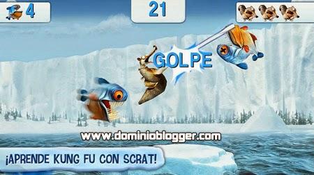 Juega Ice Age Village gratis desde tu telefono movil