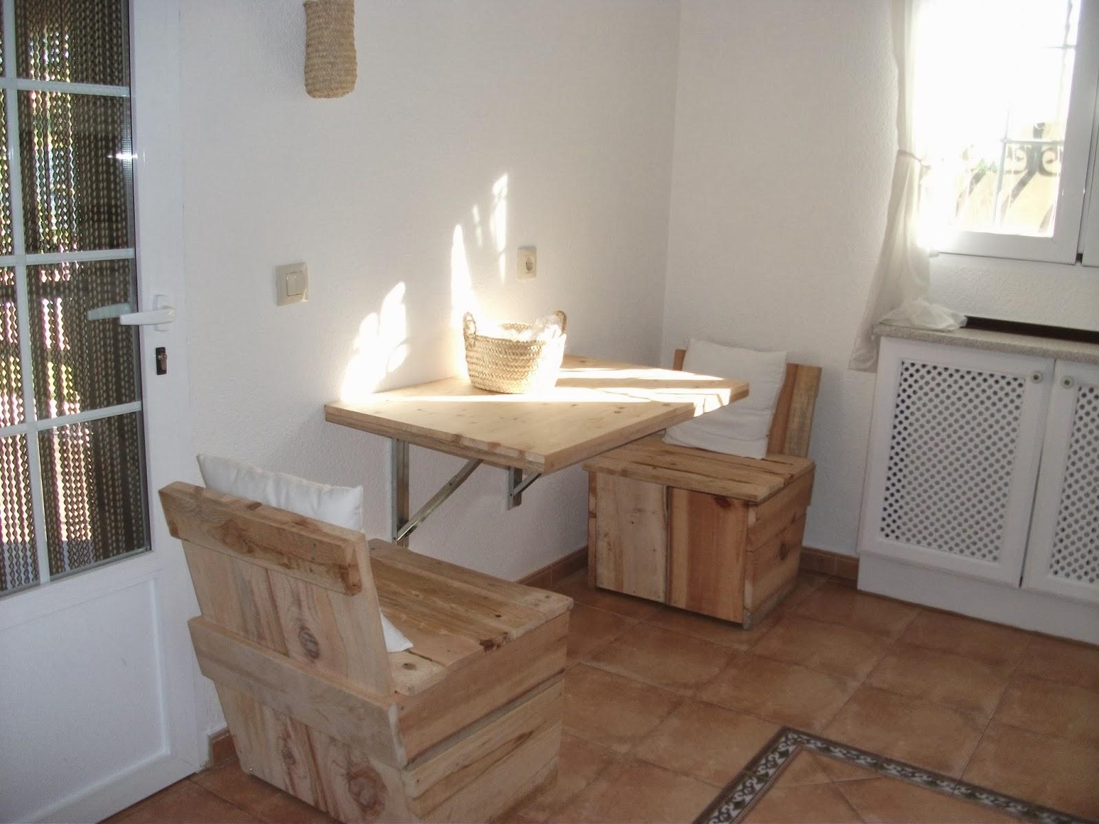 Renovarte con palets - Cuanto cuesta un palet de madera ...