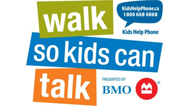 Proud to Support Kids Help Phone