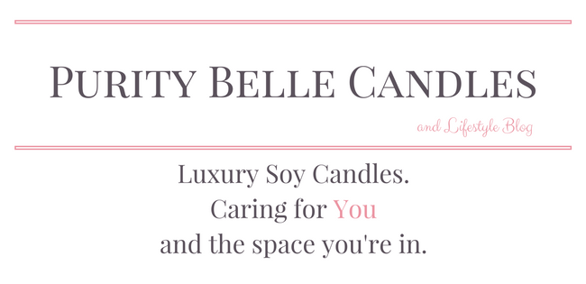 Purity Belle Irish Soy Candles and Blog