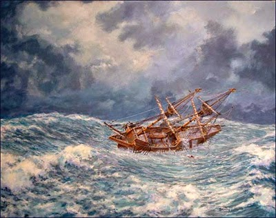 http://www.sail1620.org/articles/the-mayflower-at-sea-%E2%80%94-1620