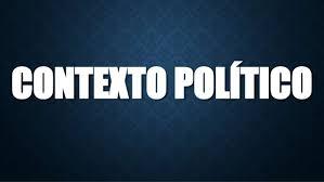 CONTEXTO POLÍTICO NAS REDES SOCIAIS