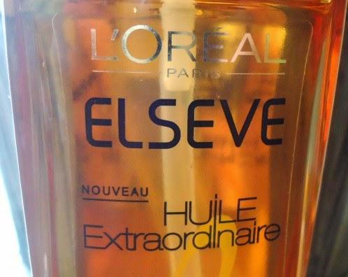huile  extraordinnaire cheveux elsève