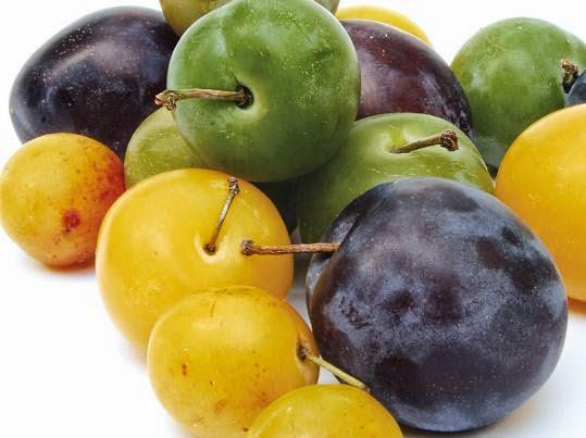 ستة فوائد فاكهة البرقوق