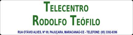 Telecentro Rodolfo Teófilo