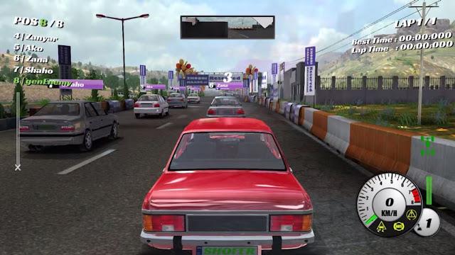 Shofer Race Driver Screenshot 3