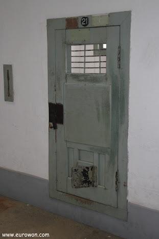 Una celda de la prisión de Seodaemun
