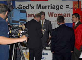 TFP, Values Voter Summit, Cúpula dos Eleitores pelos Valores Morais, Casamento Homossexual, Casamento Tradicional
