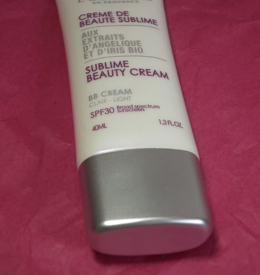 Loccitane Sublime Beauty Cream Light Reviews