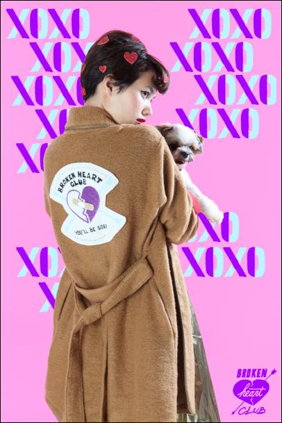 【田口まきのニュープロジェクト】BROKEN HEART CLUBが9月10日に伊勢丹新宿店でデビュー