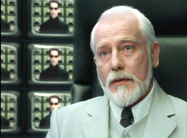 John kenneth muir 39 s reflections on cult movies and classic for Matrix reloaded architect