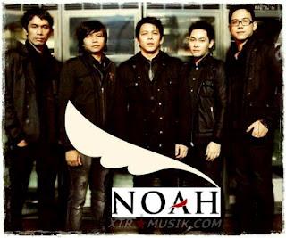 Lirik Lagu: Noah ~ Separuh Aku