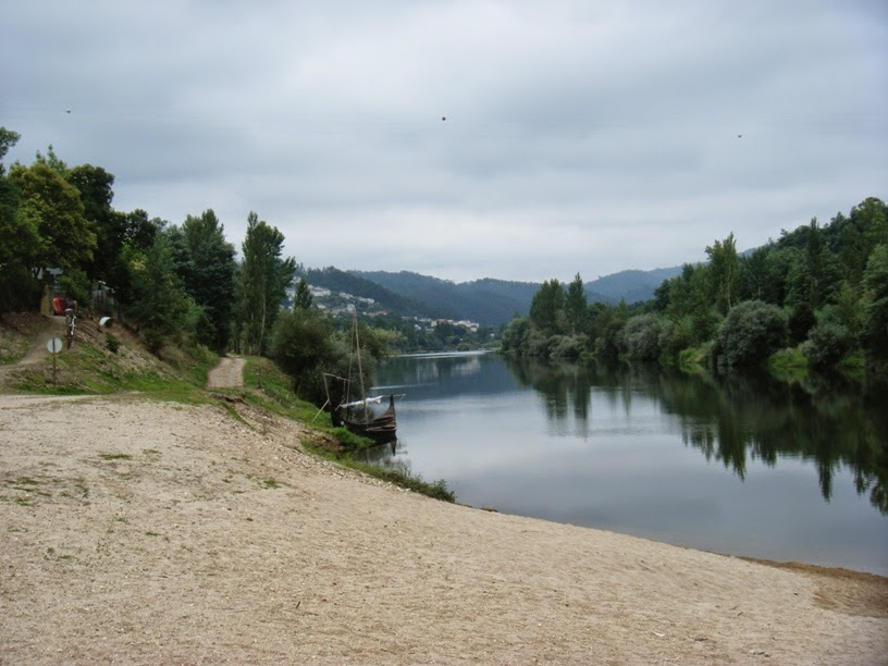 Vista do Rio Mondego