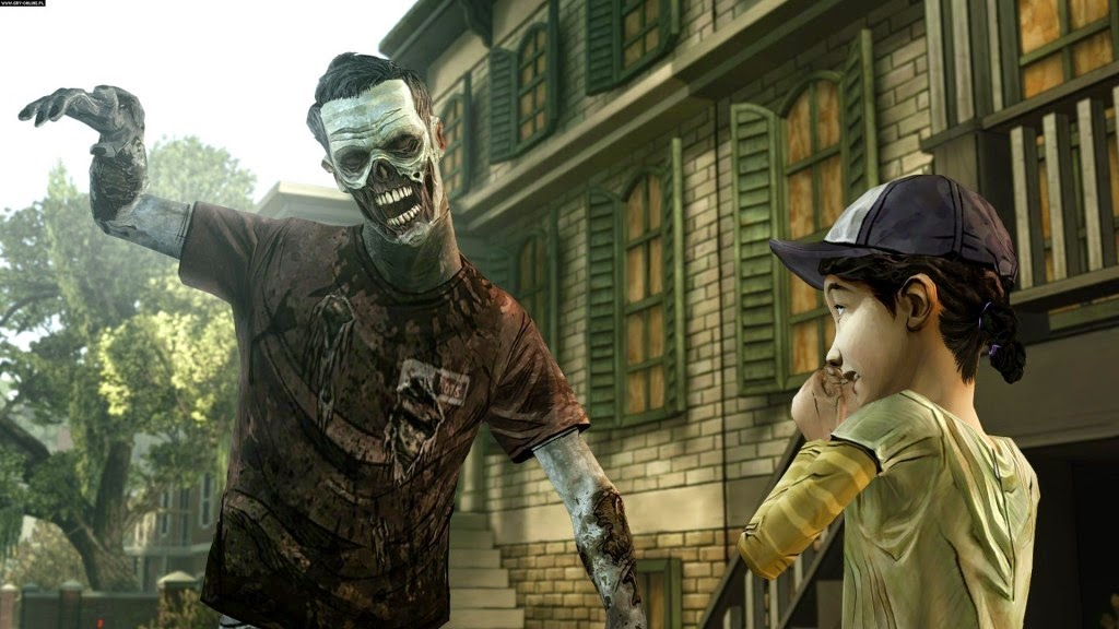 The Walking Dead Episodes of PC Game Full Download