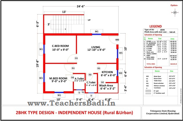 2 Bed Room Housing Programme,2bhk Scheme,Amount 7 Lakhs
