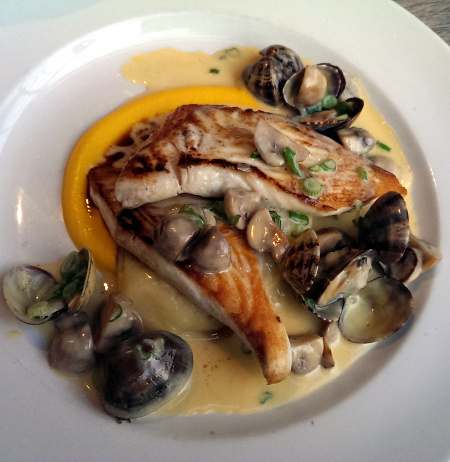 London notes: Gorgeous fish dinner at Pierre Victoire in Soho