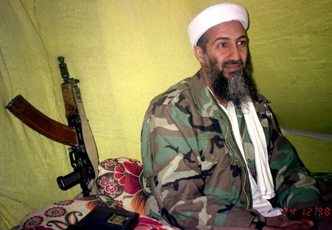 bin laden face. Bin Laden#39;s was a face
