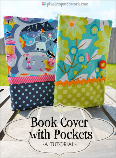 Book Covering Material : From pixels to patchwork let s get acquainted book