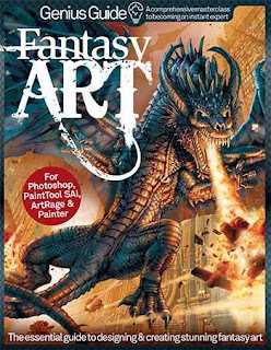 Fantasy Art Genius Guide Vol. 1
