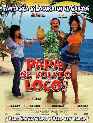 papasevolviolocoafiche Papá se volvió loco (2005) Español