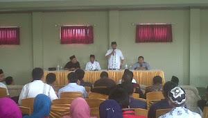Komunitas Guru Madrasah Kabupaten Sukabumi Selenggarakan Deklarasi Dukung Pasangan Cabup dan Cawabup