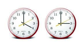 Η εφαρμογή της ΧΕΙΜΕΡΙΝΗΣ ώρας