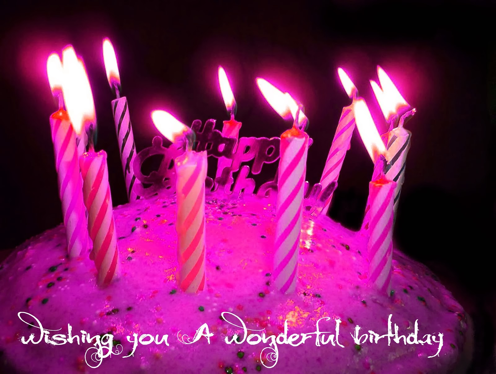 Happy-Birthday-Wishes-Walpaper-With-Candles-Image-Wide-HD