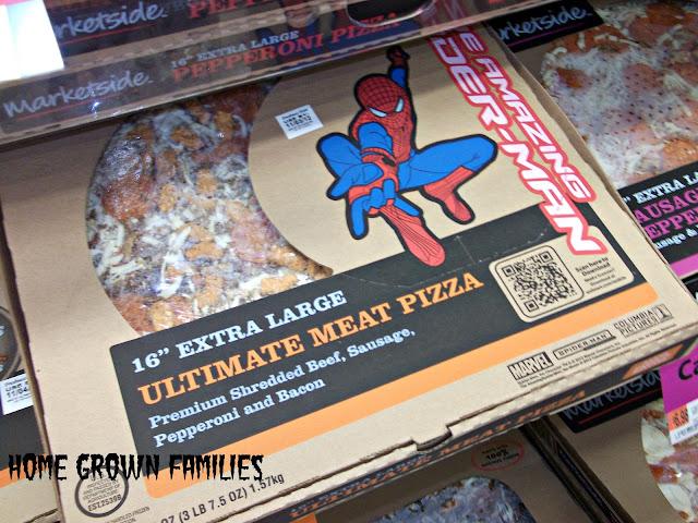 #SpiderManWMT , movie, dvd, The Amazing Spider Man, Walmart, pizza,