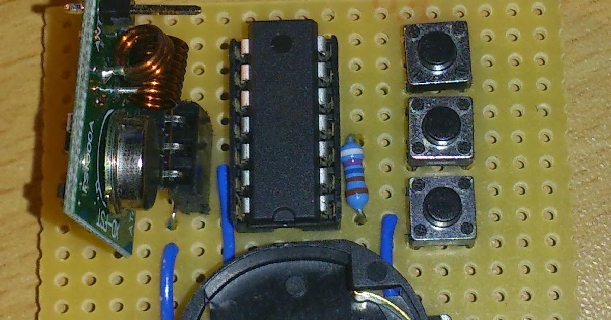 udo 39 s blog home automation mit dem arduino und 433 mhz. Black Bedroom Furniture Sets. Home Design Ideas
