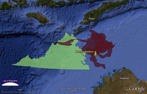 Petaka Pencemaran Laut Timur Jadi Lagu