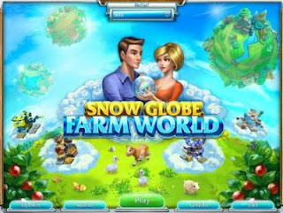 Snow Globe : Farm World Free PC Game Download mf-pcgamez.co.cc