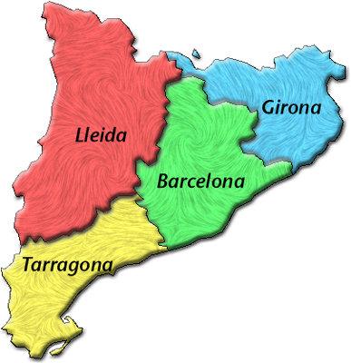 habitantes cataluna: