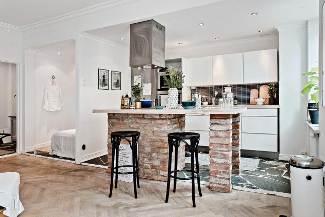 Arredare piccoli spazi] Mini-loft metropolitano - Home Shabby Home ...
