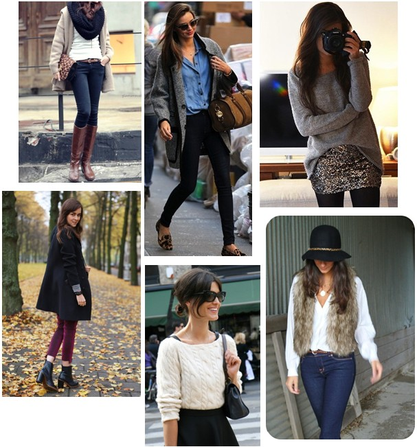 Winter Fashion Ideas From My Pinterest All Things Foxy