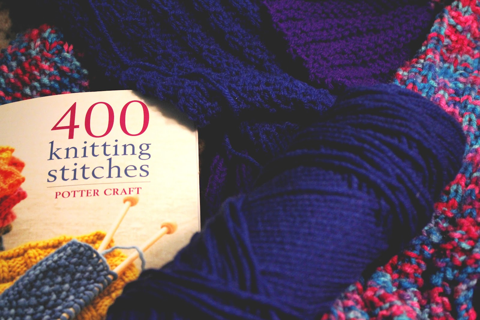 How To Increase The Number Of Stitches When Knitting : HoleyHoot Designs: Knitting Frenzy: 2