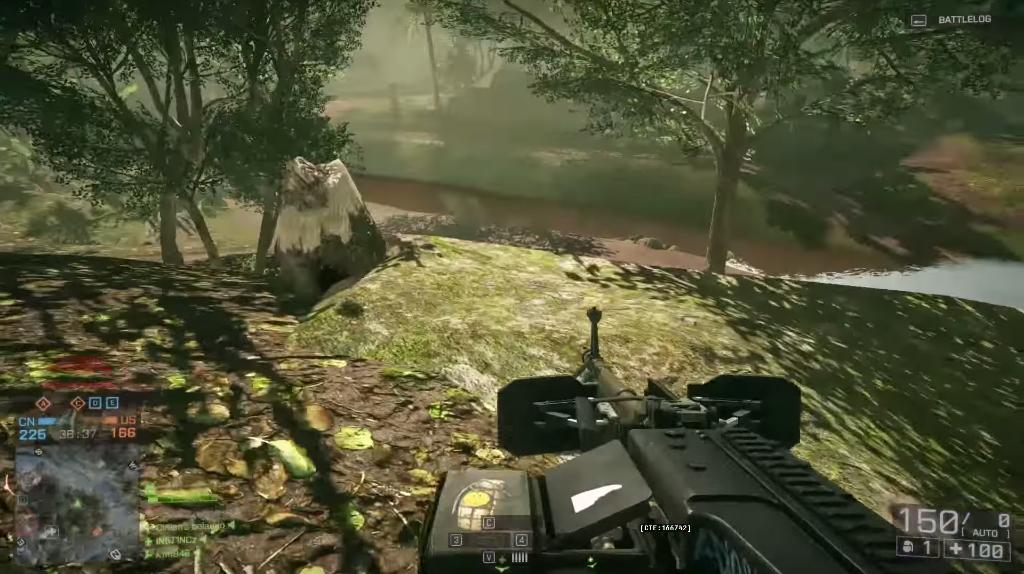 M60 ULT é adicionada como novo Battle Pickup para o Mapa da Comunidade de Battlefield 4