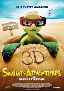 Sammy's Adventures: The Secret Passage 2010 poster