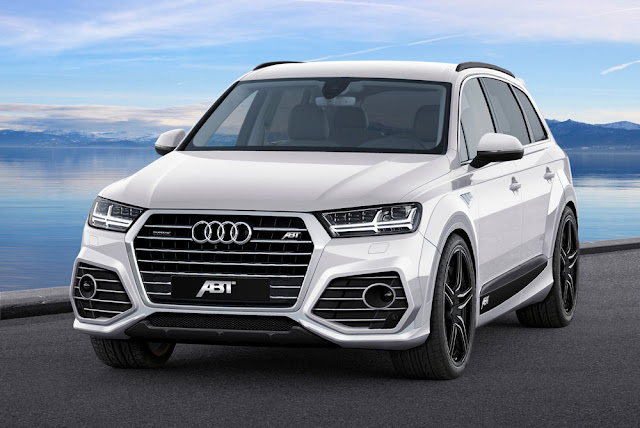 Audi QS7 ABT Sportsline