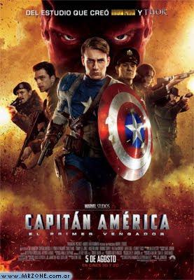 Capitan America en 3gp