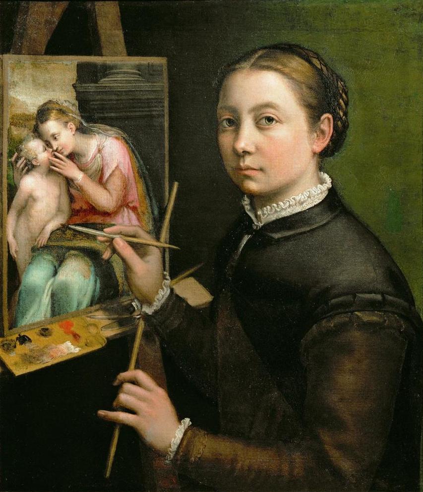 Sofonisba Anguissola Famous Paintings