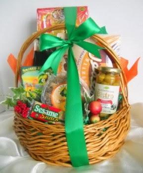 Arabic Flavors basket