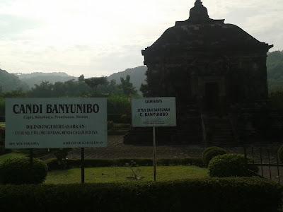 Kawasan Candi Banyunibo