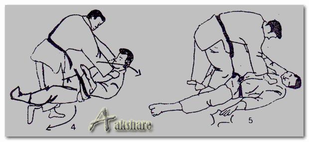 Teknik Dasar Bantingan O-Uchi-Gari - Beladiri Judo