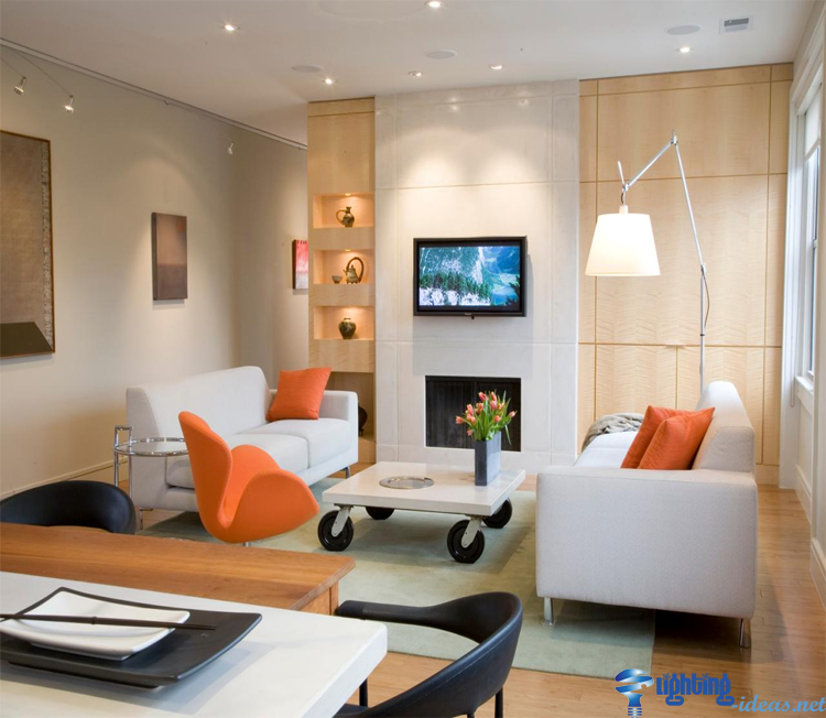 best lighting for living room for perfect ambience
