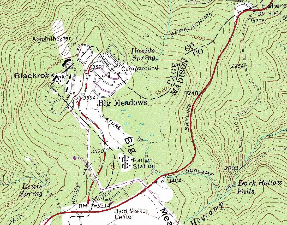 Wandering Virginia: Virginia Topographic Maps
