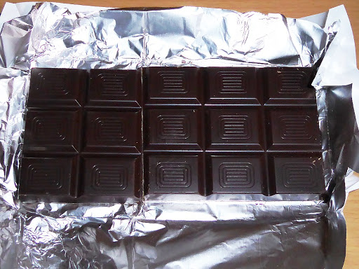 業務スーパー ドイツ産のビターチョコレート